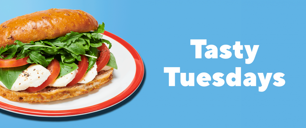 Tasty Tuesdays Lunch Offer